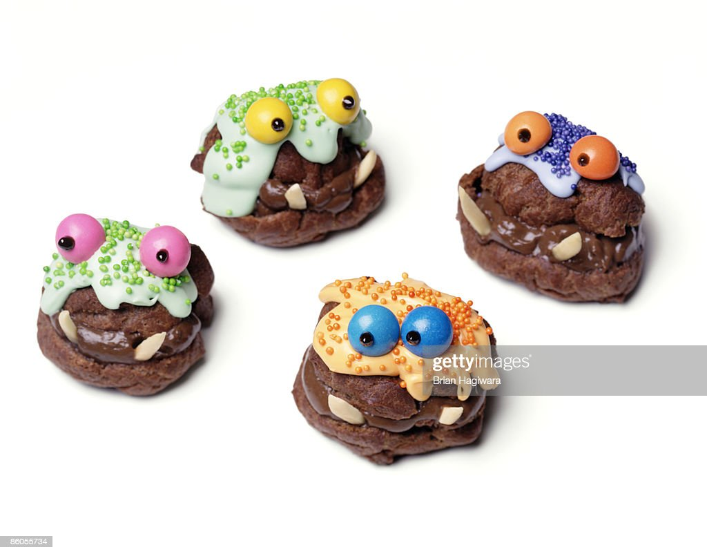Critter cookies : Stock Photo