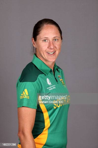 CriZelda Brits of South Africa poses at a portrait session ahead of ...