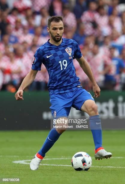 Croatia's Milan Badelj