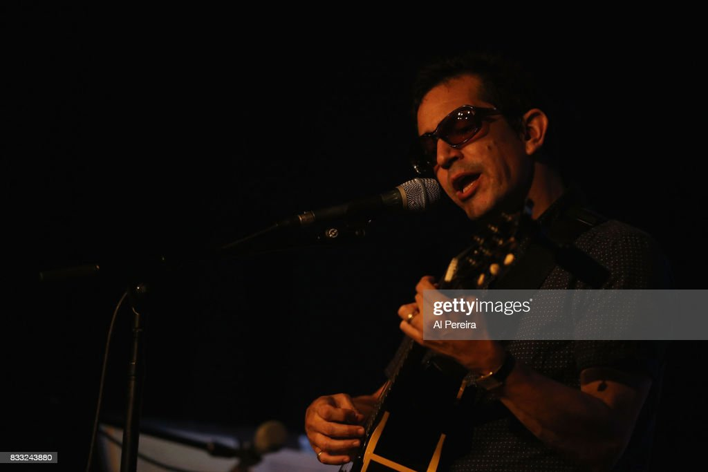 A.J. Croce performs at City Winery on August 16, 2017 in New York City.