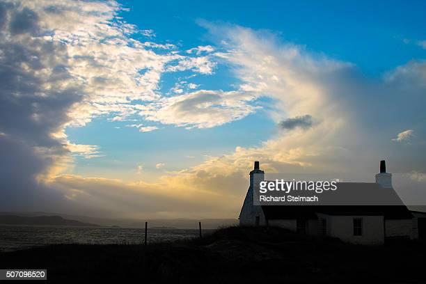Crofters Cottage,Auchnacraig, Isle of Mull, Scotland
