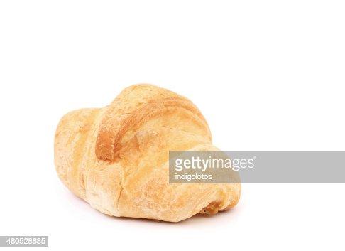 Croissant closeup. : Stock Photo