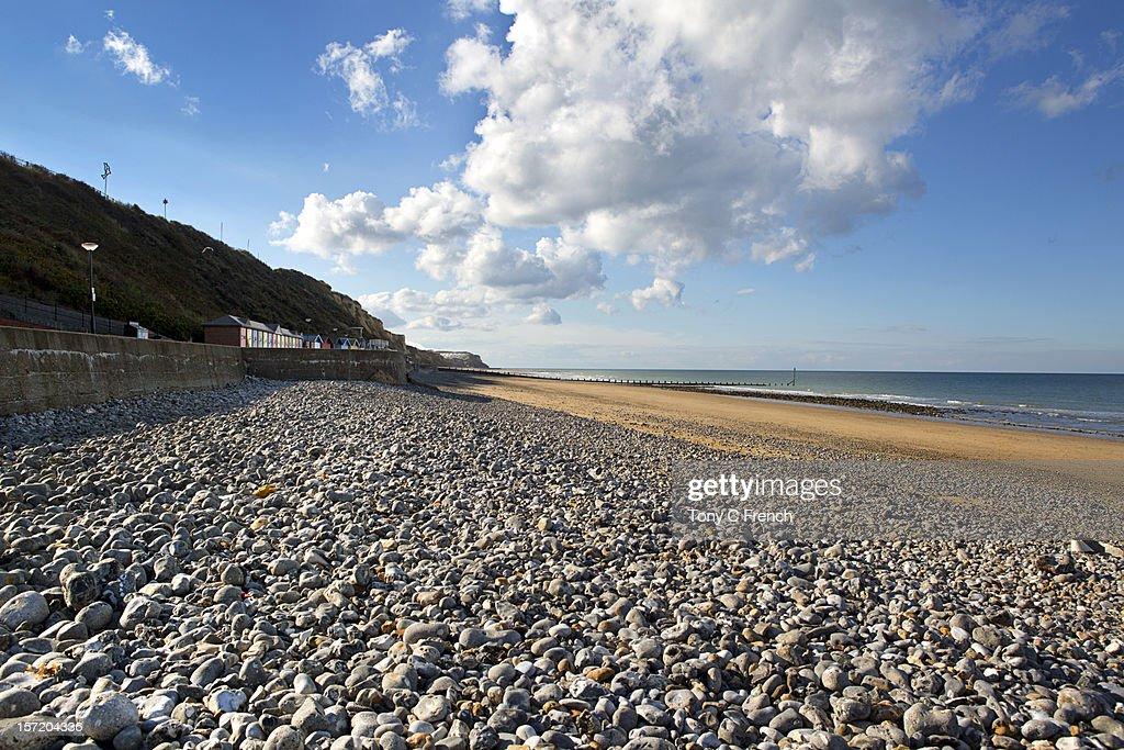 Cromer beach : Stock Photo