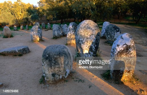 Cromleque dos Almendres is the Iberian Peninsula's most important megalithic site.