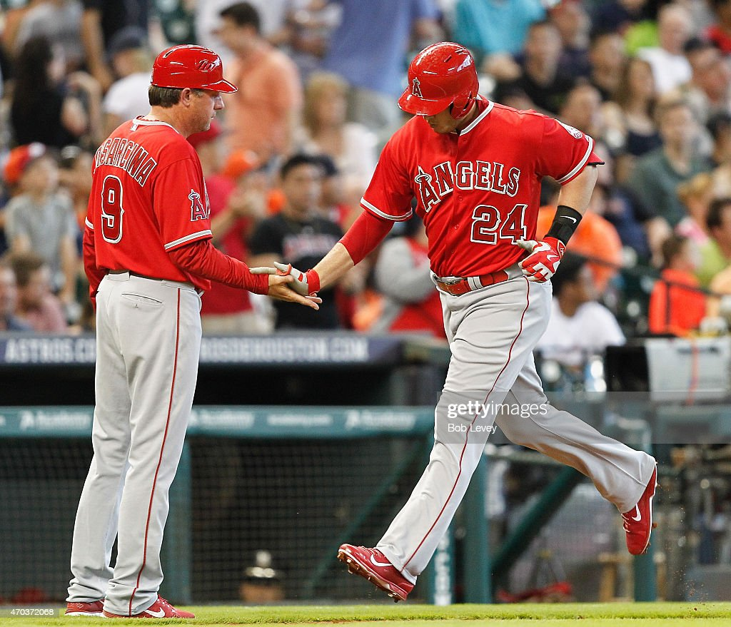 Cron 24 Of The Los Angeles Angels Of Anaheim Is