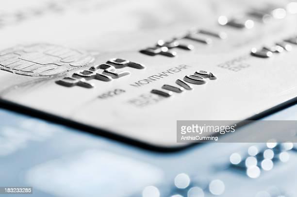 Cropped secção de cartão de crédito com Foco Diferencial