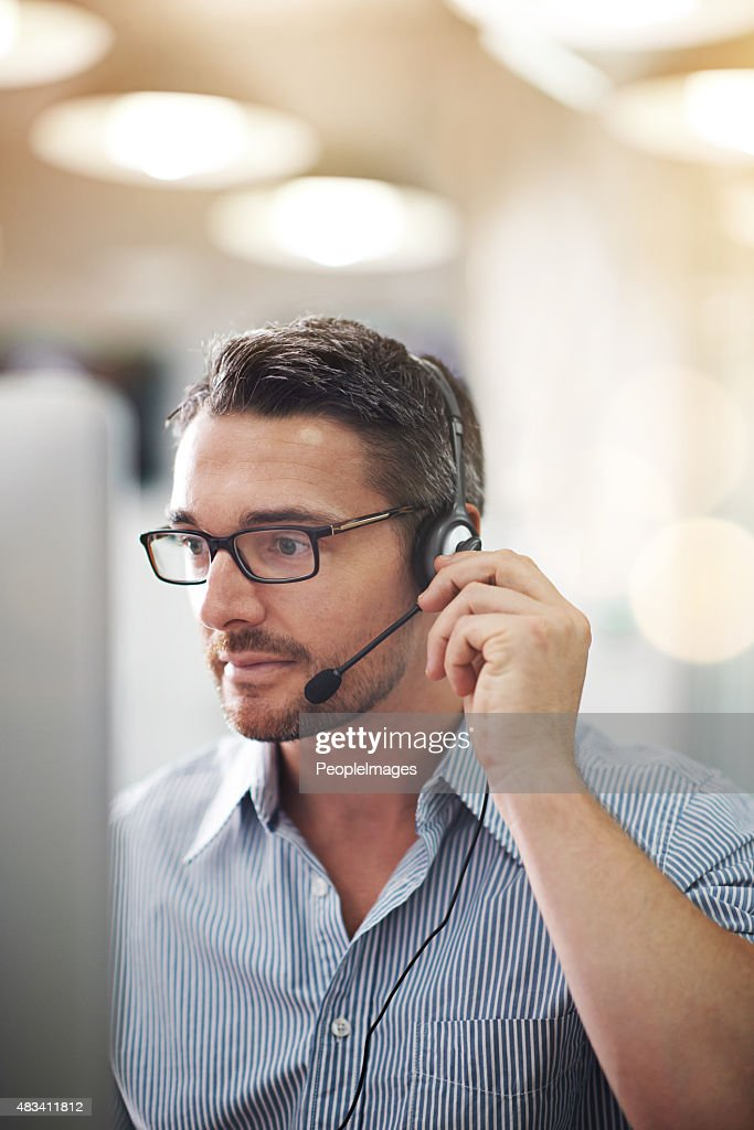 The job where you can cash in on your personality : Stock Photo