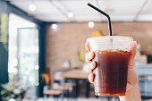Iced coffee is cold coffee with ice. The iced latte and iced mocha are examples. There are various brewing methods, with the fundamental division being cold brew.