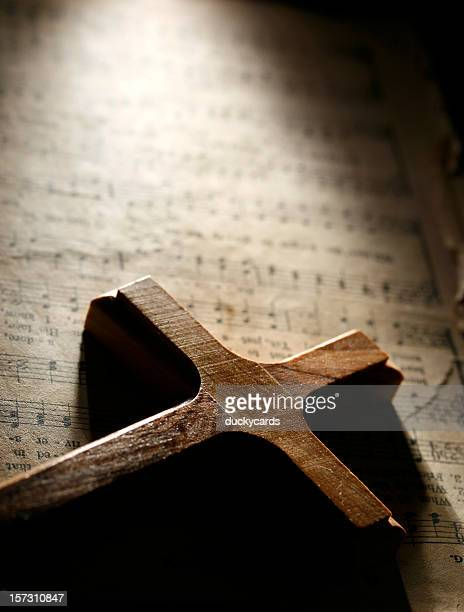 Cross and Old Hymnal