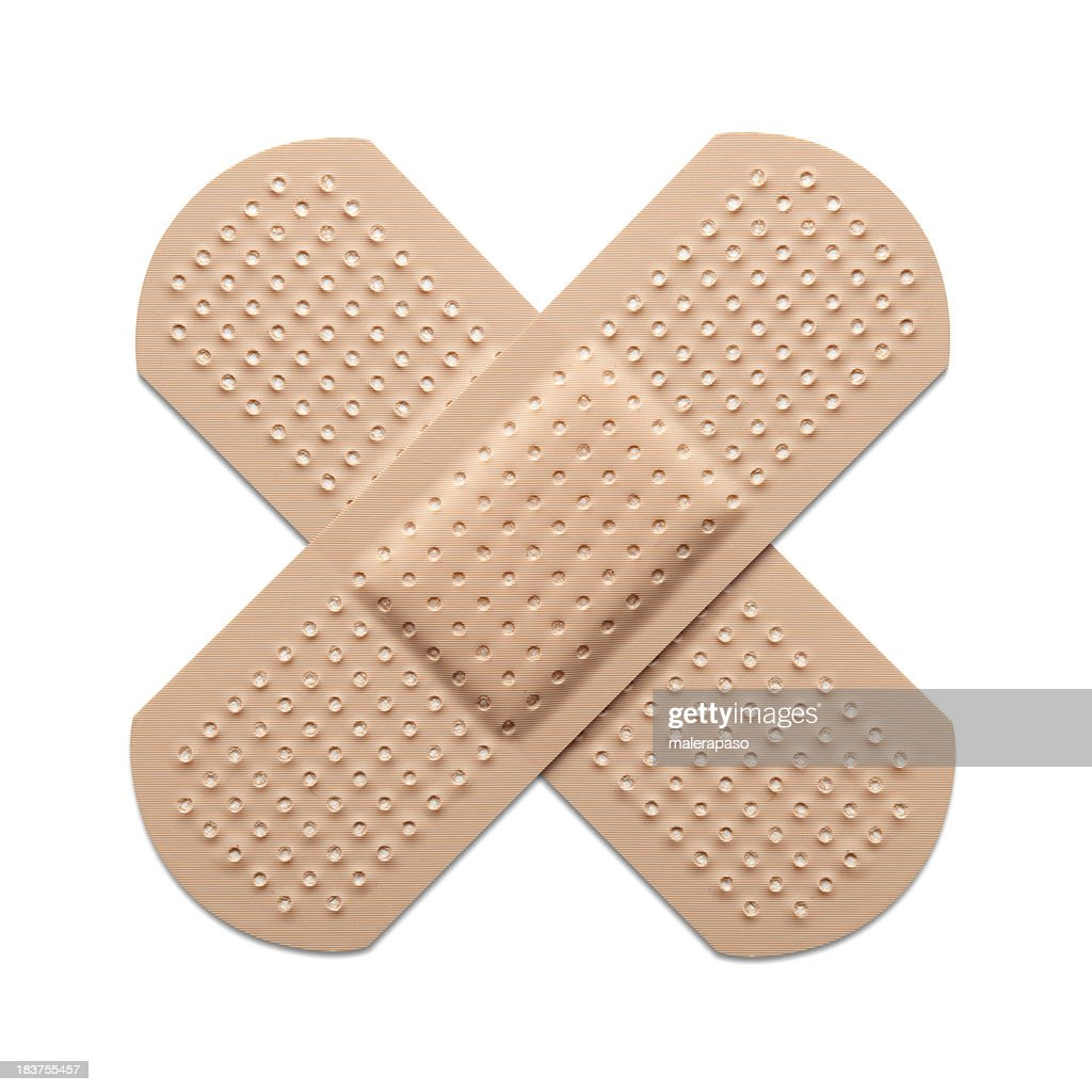 Cross bandaid