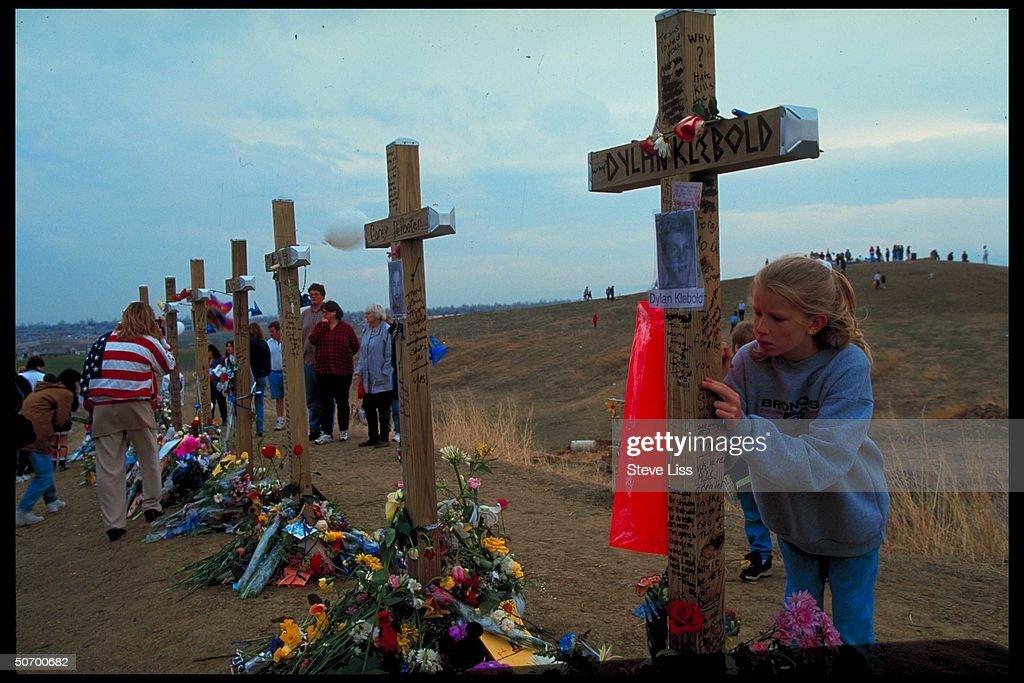 Mother of Columbine killer urges mental health awareness