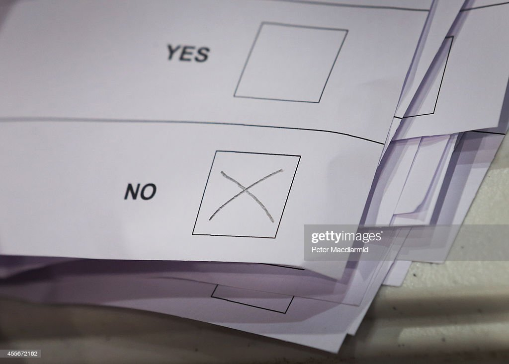 Polls Have Now Closed And Scotland Awaits The Results Of ...