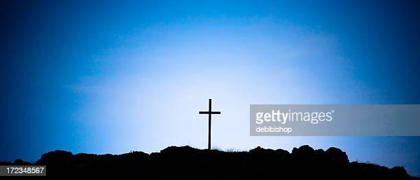 Croix sur la colline