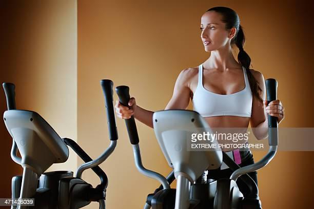 Cross Trainer Exercise