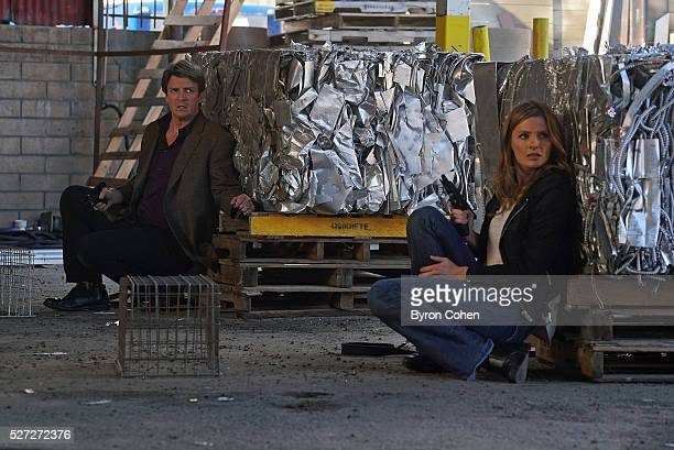 CASTLE 'Crossfire' With their best lead in hand Castle and Beckett are ready to take on LokSat But an unforeseen twist puts their case and their...