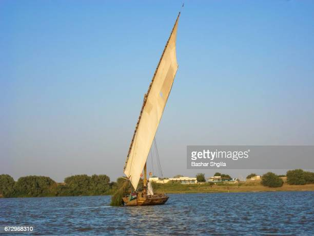 Crossing The Nile River