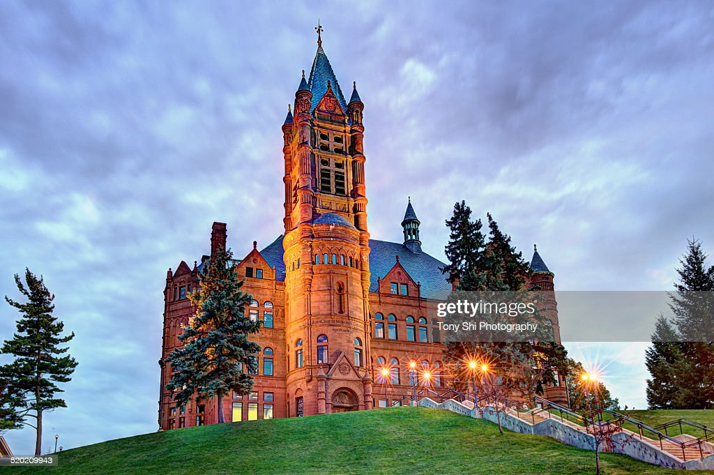 Crouse College Syracuse University