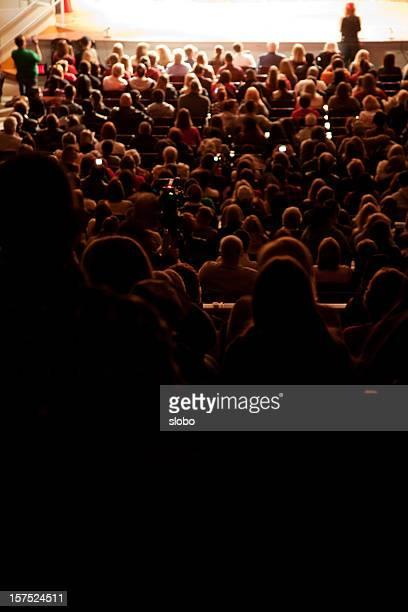 Multidão em um Teatro