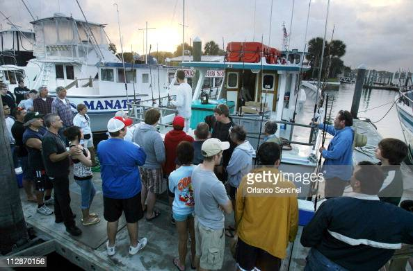 Volusia county stock photos and pictures getty images for Sea spirit fishing