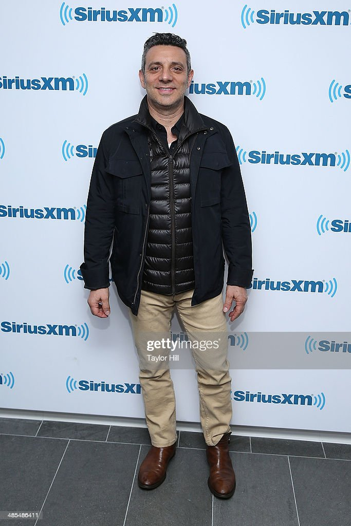 Crown Hospitality Group founder John DeLucie visits the SiriusXM Studios on April 18, 2014 in New York City.
