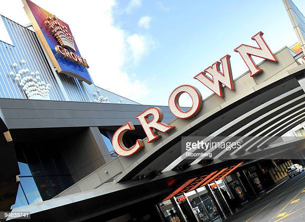 Crown Ltd's Crown Casino stands in Melbourne Australia Tuesday Aug 21 2007 Publishing Broadcasting Ltd Australia's largest casino owner fell the most...