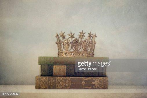 Crown on Vintage Books