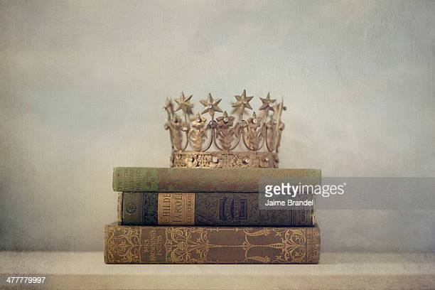 Crown on Vintage Books
