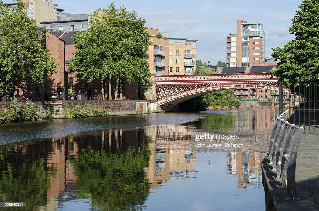 Crown Point Bridge, Leeds, England