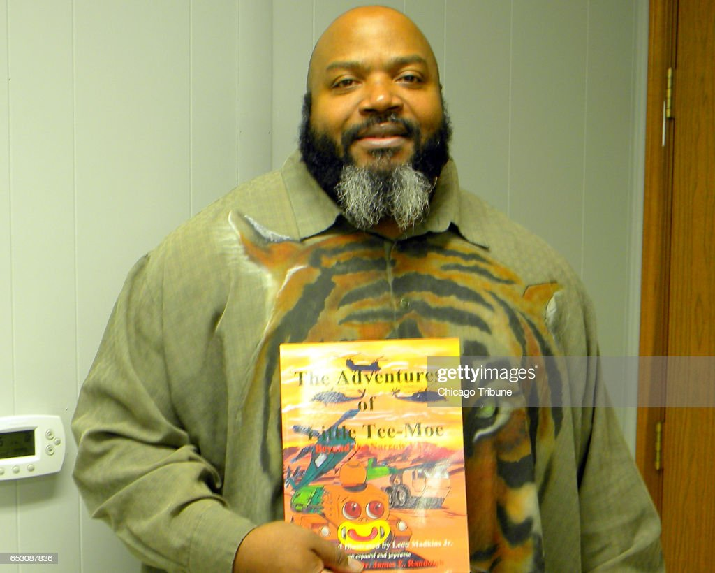 Crown Point resident Leon Madkins Jr., 47, is an Army veteran who served in Operation Desert Storm, and he's the author of a children's book, 'The Adventures of Little Tee Moe: Beyond the Narrow Valley.'