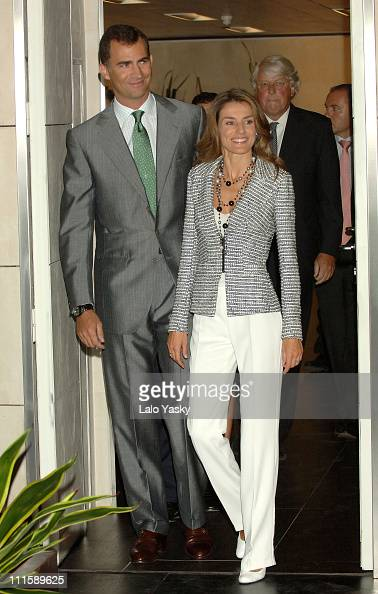 Crown Prince Felipe and Princess Letizia Preside the Opening of the New Spanish Patents and Trademarks Office in Madrid