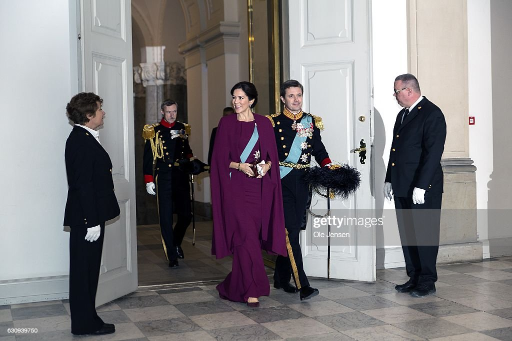 crown-prince-frederik-and-crown-princess-mary-arrive-to-the-new-years-picture-id630939750