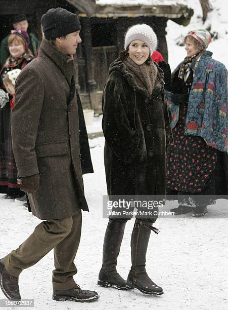 Crown Prince Frederik Crown Princess Mary Of Denmark Attends King Harald Of Norway'S 70Th Birthday Celebrations In OsloVisit To The Norwegian Folk...
