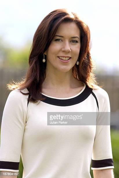Crown Prince Frederik Crown Princess Mary Of Denmark Visit AustraliaMedia Conference At Government House In Hobart