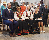Norwegian Royals Attend 'Tradition And Inspiration....