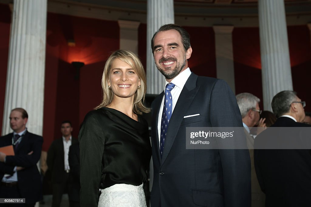 crown-prince-of-greece-pavlos-and-his-wife-mariechantal-miller-attend-picture-id605827514