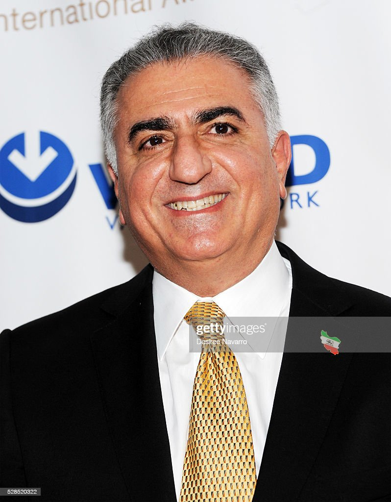 Crown Prince of Iran, Reza Pahlavi attends the 4th Annual Champions Of Jewish Values International Awards Gala at Marriott Marquis Broadway Ballroom on May 5, 2016 in New York City.