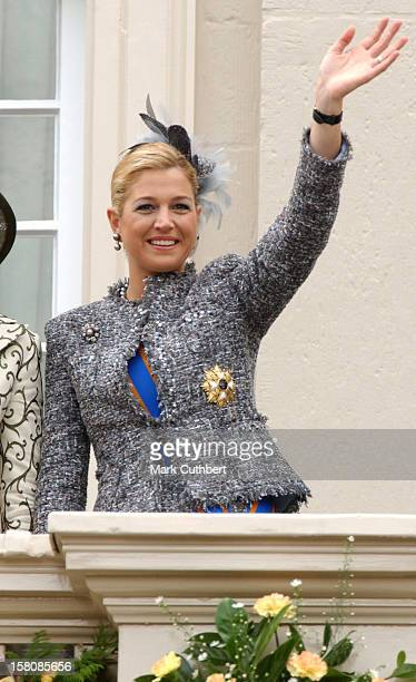 Crown Prince WillemAlexander Princess Maxima Of Holland Attend The Prinsjesdag Prince'S Day State Opening Of Parliament In The Hague