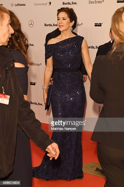 Crown Princess Mary arrives at the Bambi Awards 2014 on November 13 2014 in Berlin Germany