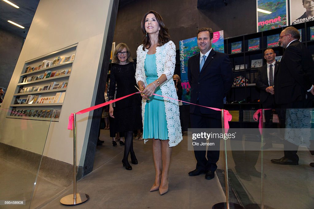 crown-princess-mary-cuts-the-tape-for-the-opening-of-the-french-at-picture-id595458908