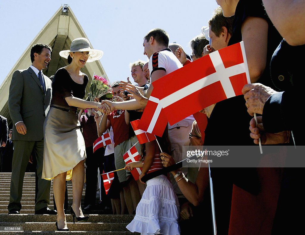 danish royals visit sydney opera house photos and images getty