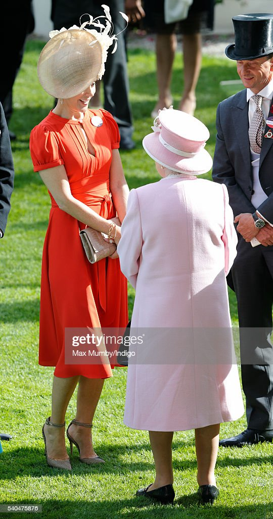 crown-princess-mary-of-denmark-and-queen-elizabeth-ii-attend-day-2-of-picture-id540475876