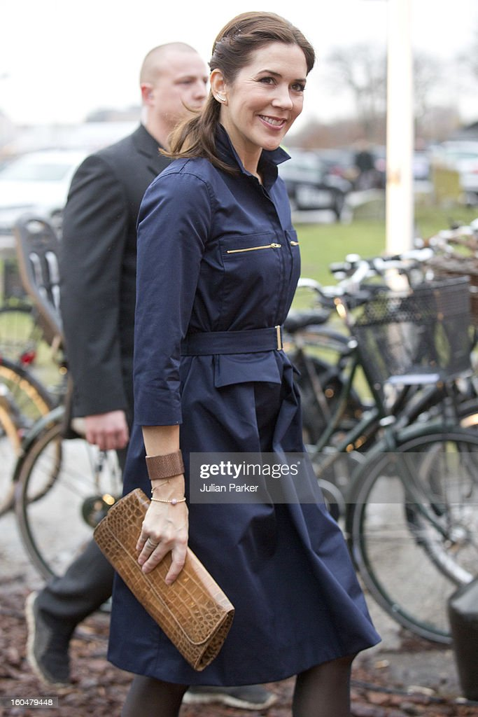 <a gi-track='captionPersonalityLinkClicked' href=/galleries/search?phrase=Crown+Princess+Mary+of+Denmark&family=editorial&specificpeople=158374 ng-click='$event.stopPropagation()'>Crown Princess Mary of Denmark</a> attends the The Designers Nest Award, and Show during Copenhagen Fashion Week at The Locomotive workshop, on February 1, 2013 in Copenhagen, Denmark.