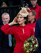 Danish Crown Prince Couple Participate In The 800 Years...