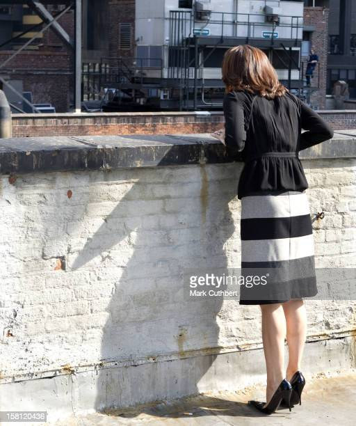Crown Princess Mary Of Denmark On A Four Day Visit To New YorkAttend A Danish Theatre Performance At The Shelter Studios