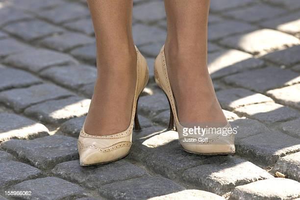 Crown Princess Mary Of Denmark Visits Prague