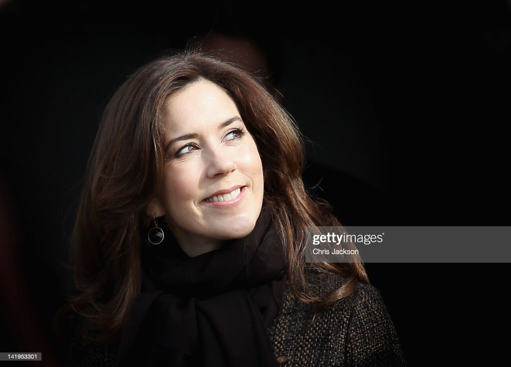 <a gi-track='captionPersonalityLinkClicked' href=/galleries/search?phrase=Crown+Princess+Mary+of+Denmark&family=editorial&specificpeople=158374 ng-click='$event.stopPropagation()'>Crown Princess Mary of Denmark</a> visits the set of Danish TV Series 'The Killing' on March 27, 2012 in Copenhagen, Denmark. Camilla, Duchess of Cornwall and Prince Charles are on the last day of a Diamond Jubilee Tour that has taken in Norway, Sweden and Denmark.
