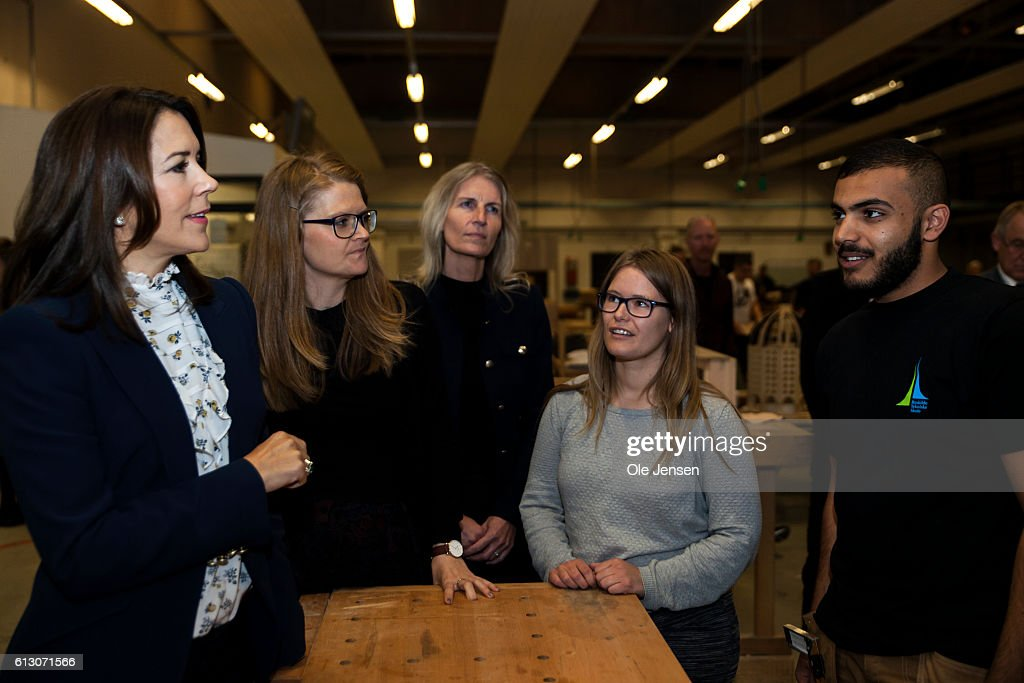 crown-princess-mary-visits-roskilde-vocational-school-which-sets-to-picture-id613071566