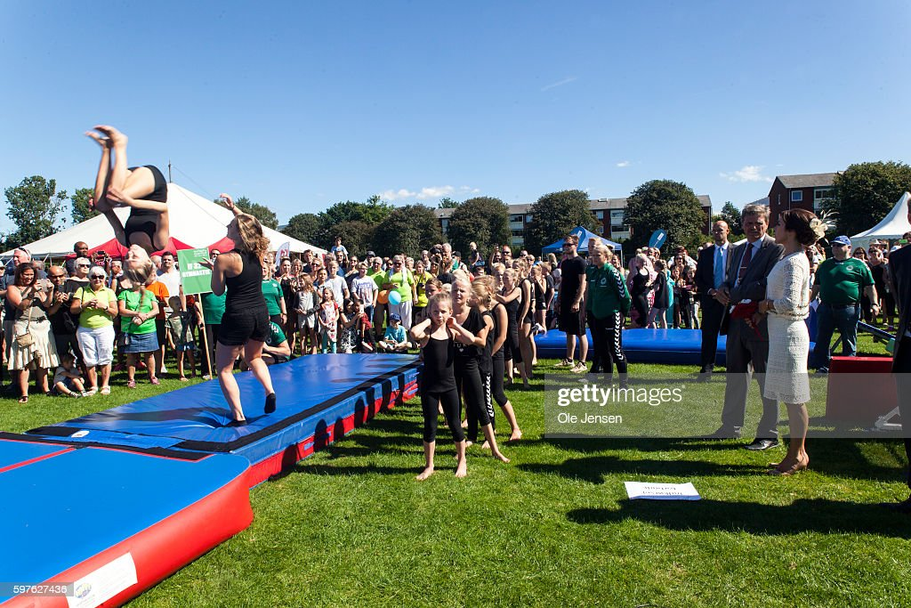 crown-princess-mary-watches-young-gymnast-performing-during-her-visit-picture-id597627436