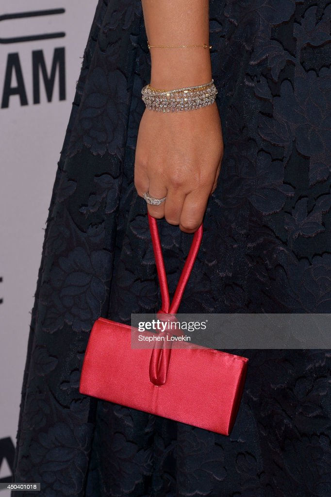 HRH Crown Princess Mette-Marit of Norway attends the amfAR Inspiration Gala New York 2014 at The Plaza Hotel on June 10, 2014 in New York City.
