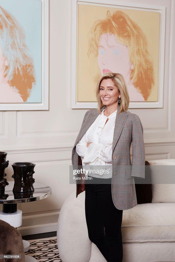 Princess Marie-Chantal, Hello magazine UK, January 9, 2017